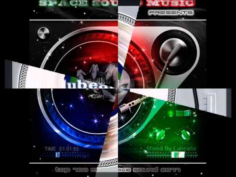 LUBEATIX - TOP MIX 100 SPACE SOUND (℗2011)