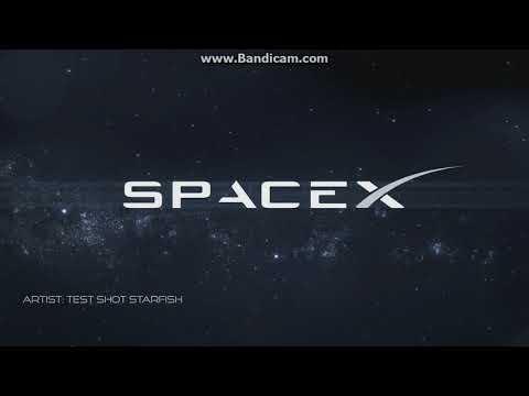 SpaceX Webcast Music Telstar 18 Vantage 10.09.2018