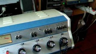 Vintage Broadcast setup