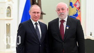 Who is Viktor Vekselberg? Russian billionaire Viktor Vekselberg popped up at President Trump's inauguration, and then again a year later, in connection to Trump's lawyer Michael Cohen., From YouTubeVideos