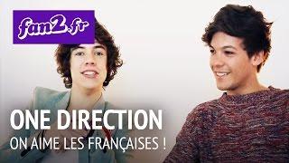 Louis Tomlinson et Harry Styles des One Direction : On aime les françaises !