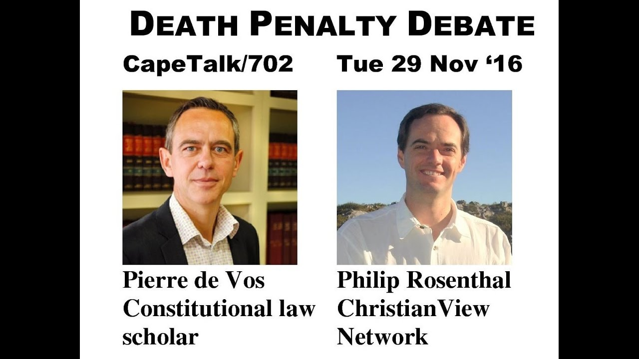 death penality debate Executions are rare in india, but debate over the death penalty is intense epa/farooq khan it's important to understand why some people support capital punishment.