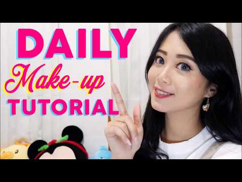 Daily Make Up Tutorial | Kanadya Di Livia