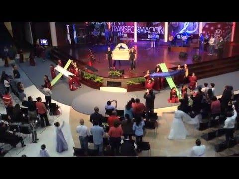 El Rey de la Gloria Danza. El Shaddai Guatemala