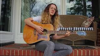 """Sarah Jordan - """"Dragon Eyes"""" (Adrianne Lenker cover)"""