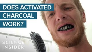 What Activated Charcoal Actually Does To Your Body | The Human Body