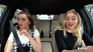 Carpool Karaoke: The Series — Sophie Turner & Maisie Williams Preview — Apple Music