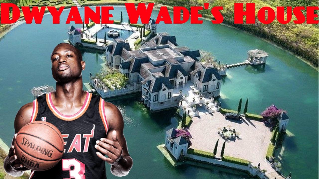 Dwyane Wade's House   Dwyane Wade Net Worth - 2017 - YouTube