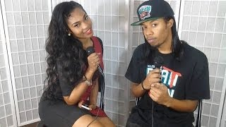 Model Akevia Allen Brink TV Interview {WATCH IN HD}
