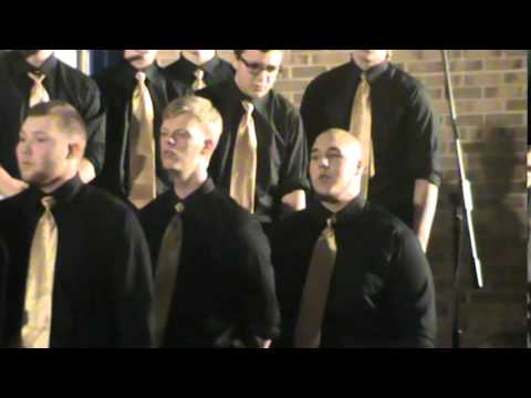 "Christiansburg Men's Chorale ""End of the Road"" from Boomerang"
