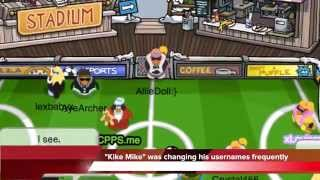oasis ps custom background footage of hacking on me kike mike