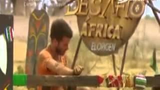 Resumen de los desafios a muerte en la etapa de la fusión del Desafio África (2013)