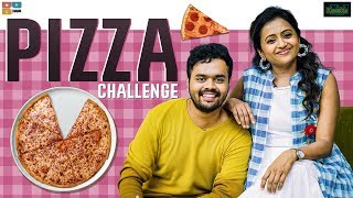 Pizza Challenge || Ft. Suma Kanakala || Kaasko || Tamada Media