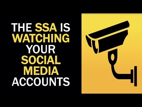 The SSA Is Watching Your Social Media Activity 👮‍♀️🕵️