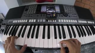 Hướng Dẫn Đàn Organ  - Nỗi Buồn Hoa Phượng - Nguyễn Kiên