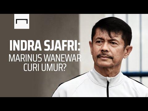 Indra Sjafri: Marinus Wanewar Curi Umur? Karena Mereka Kalah Saja