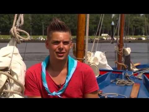 Ontdek waterscouting - VaartTV op Nawaka 2014