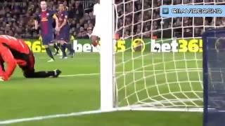 Barcelona Vs Mallorca 5-0