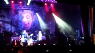 Edguy - Lavatory Love Machine (Argentina 9/11/12)