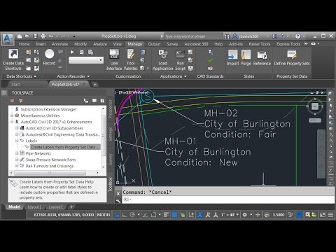 Infrastructure Universe, Vol  2: Important Updates from Autodesk