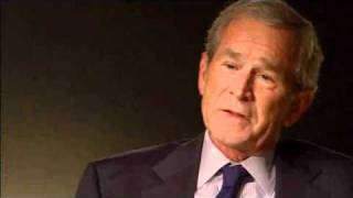 Decision Points--George W Bush--Waterboarding