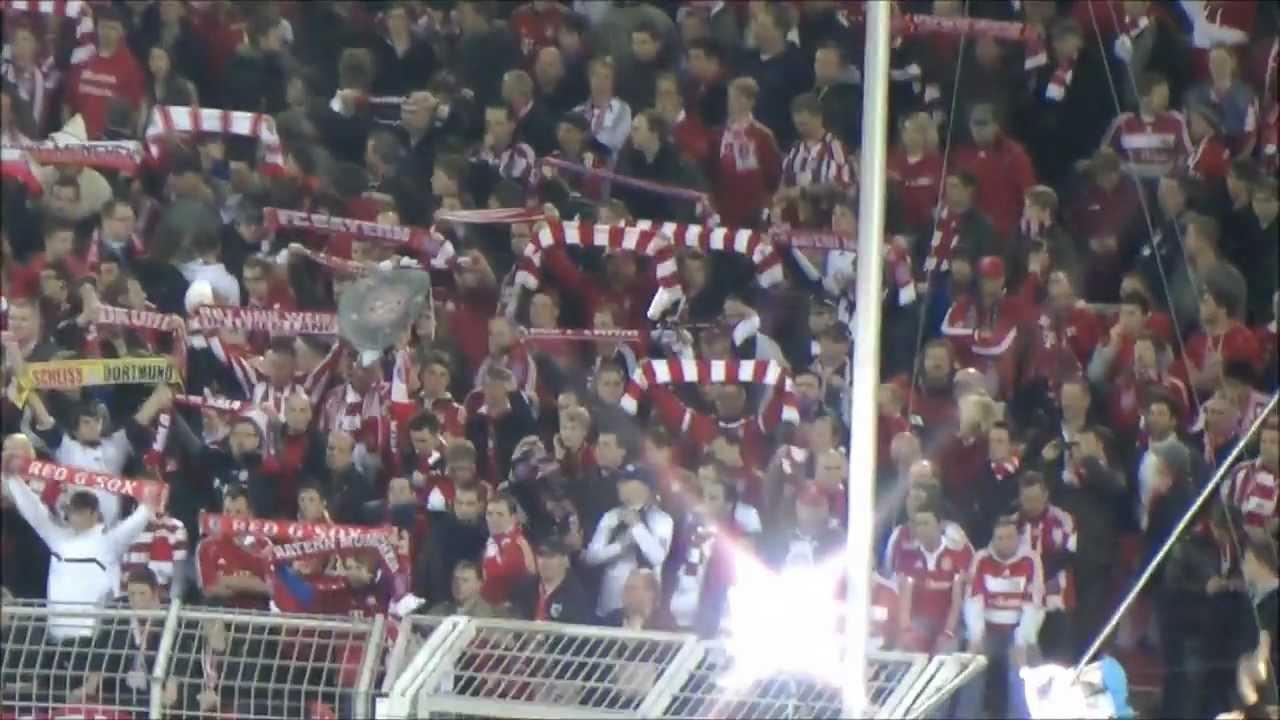 BVB - Bayern München 1-0 Stimmung Teil 2 Borussia Dortmund - FCB 11.04.2012