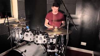 Shakira Feat. Rihanna, 'Can't Remember to Forget You' (Drum Cover)