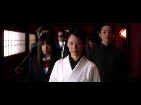 Kill Bill Vol.1 (2003) O-Ren Ishii's Entrance Scene  HD