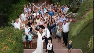 joyce en steffen trouwen in marbella