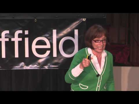 How we can eat our landscapes: Pam Warhurst at TEDxSheffield 2013