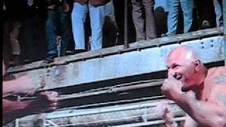 Bronson vs Skinhead