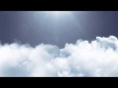 3D Sky Video Background