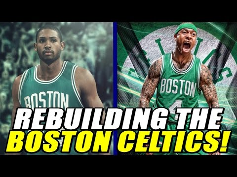 NBA 2K17 MyLEAGUE: Rebuilding the Boston Celtics!