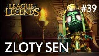 league of legends złoty sen 39 teemo global taunt sad but true