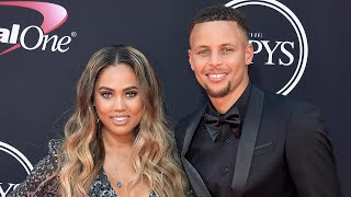 Stephen and Ayesha Curry Shut Down the ESPYs Red Carpet in Smoldering Ensembles!