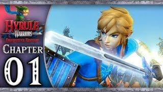Hyrule Warriors Definitive Edition - Prologue! [Nintendo Switch]