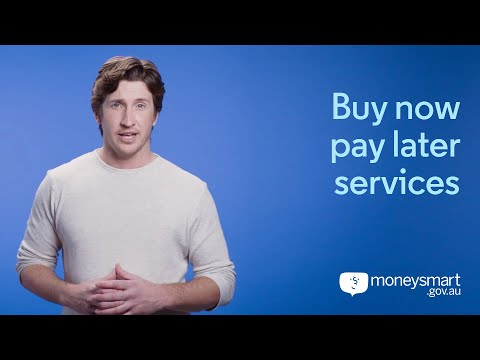 Using A Buy Now Pay Later Service