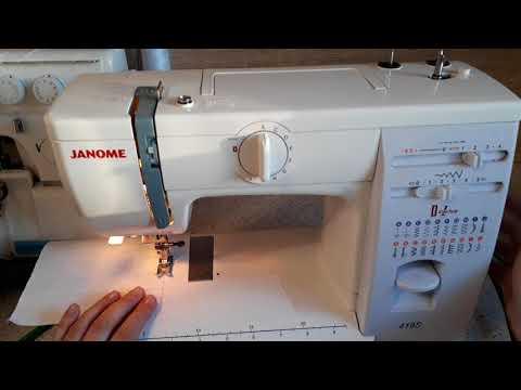 Как работать с швейной машинкой