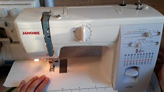 Как шить на швейной машинке. Урок 1.