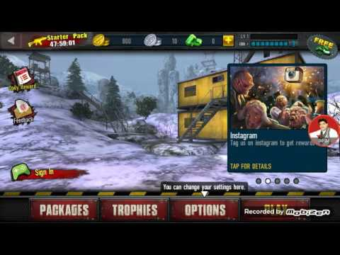 How To Hack Zombie Frontier 3 Unlimited Coins And Gems Youtube