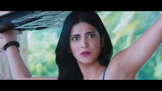 Repeat youtube video Shruti Hassan Hot Show in Vedhalam - High Clarity