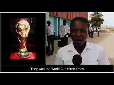 Facts about Namibia and Germany - Sport