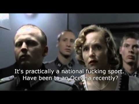 Hitler finds out about the G4S recruitment