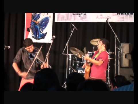 Raghu Dixit Live for Melbourne Kannada sangha 2010