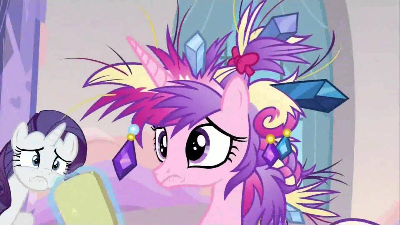 princess cadence - saddened