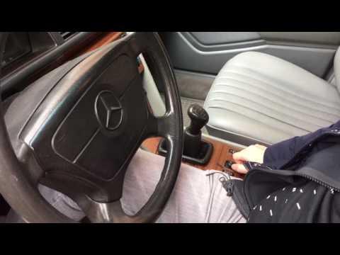 Mercedes 200e 1993 model m111 motor kısa tanıtım