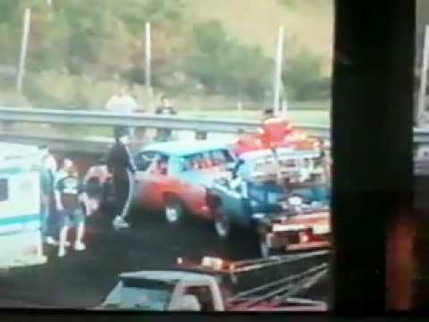 Cruiser rollover Old Lost Video