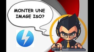 COMMENT MONTER UNE IMAGE ISO ? (DAEMON tools lite ) (2018)