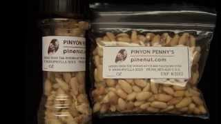 American Pinon Pine Nuts from Ely Nevada