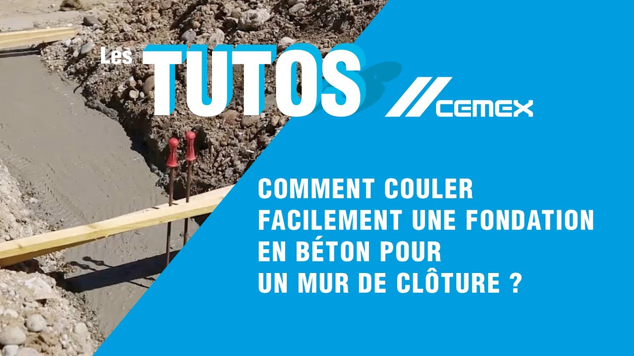 Tuto diy comment couler facilement une fondation en for Couler une fondation